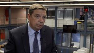 Entrevista a Luis Planas, Ministro de Agricultura, Pesca y Alimentación.