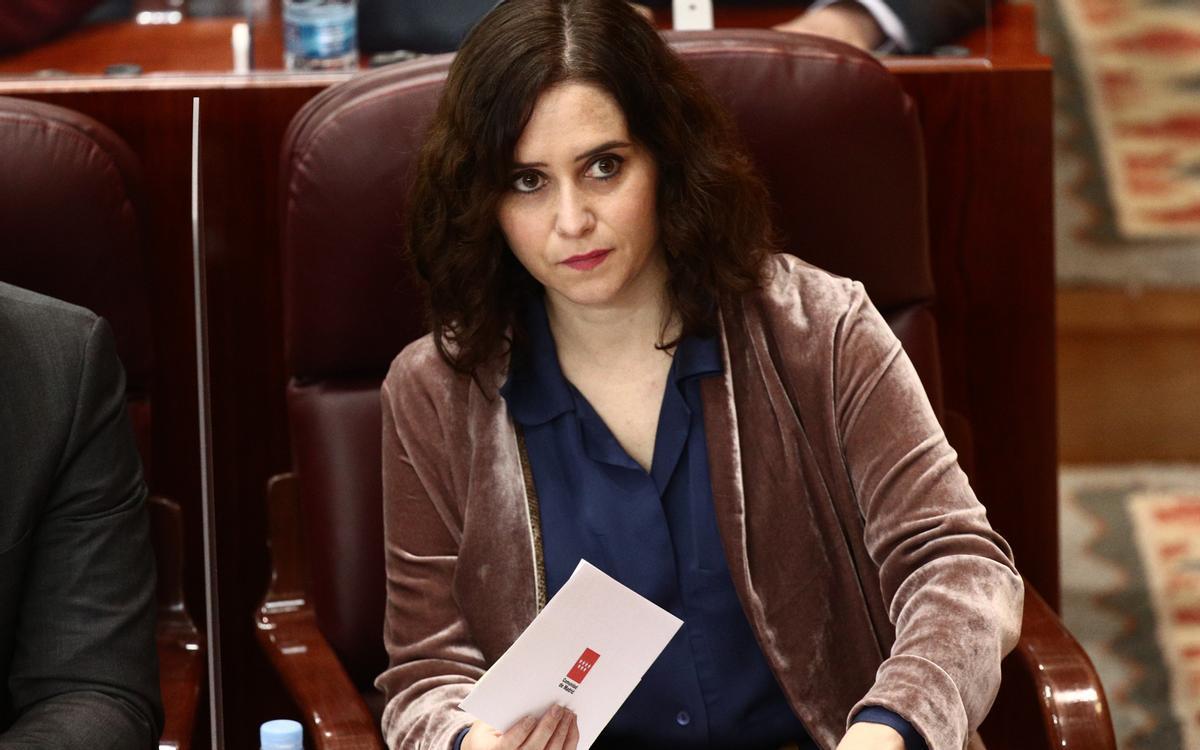 Així està el repartiment de diputats a l'Assemblea de la Comunitat de Madrid