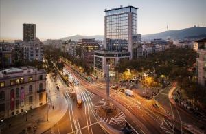 Seat abrirá su 'flagship' en el edificio Deutsche Bank