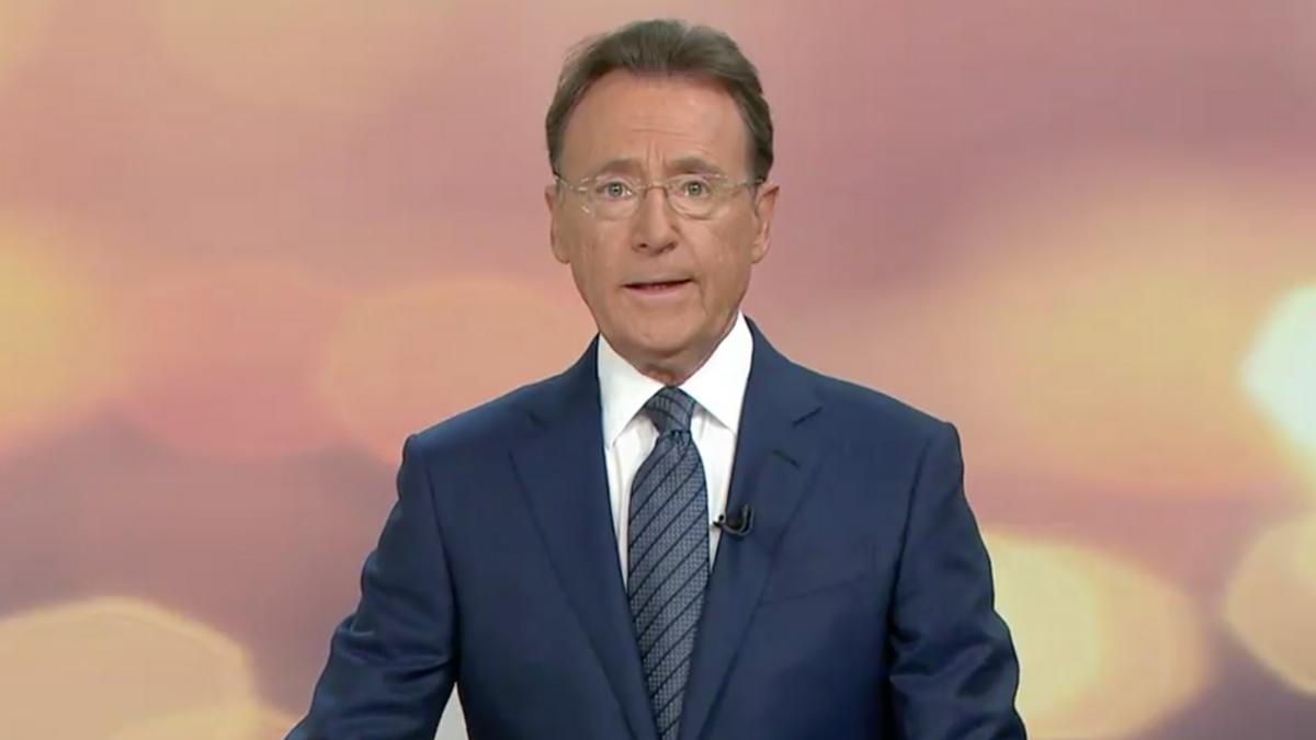 El nou acudit de Matías Prats en directe davant l'onada de calor 'Lucifer': «Devem ser a l'avantsala de l'infern»