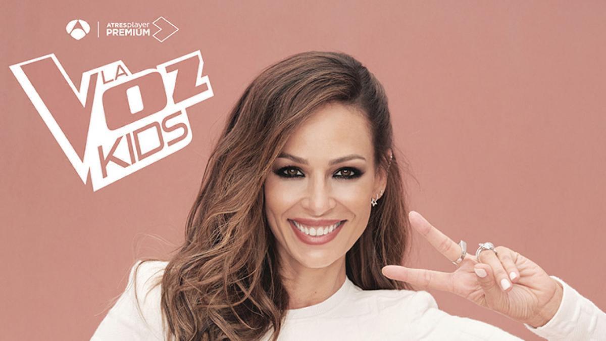 """Eva González: """"Como en anteriores ediciones, la sorpresa de 'La Voz Kids' son los niños"""""""