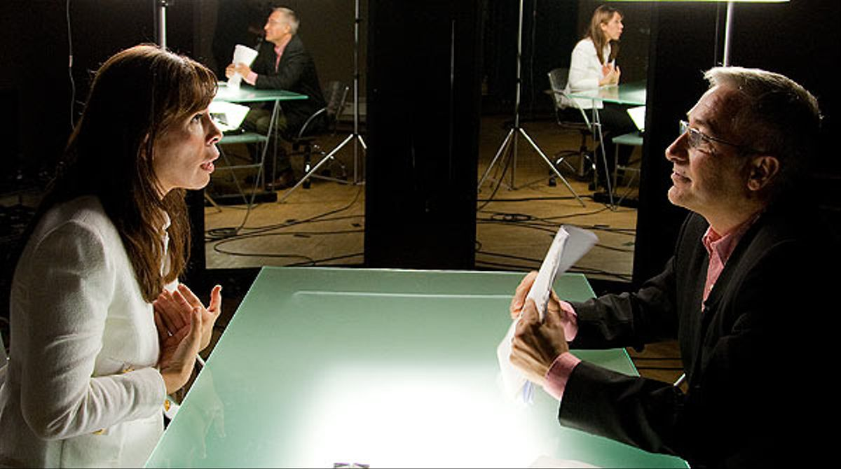 Alicia Sánchez Camacho, entrevistada por Xavier Sardà. RED21