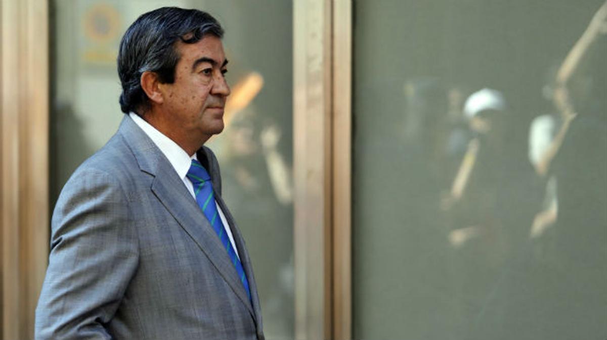 Bárcenas ha declarado que en la supuesta caja había 8 millones de las antiguas pesetas.