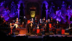 Concierto de despedida de La Locomotora Negra en el Palau de la Música.