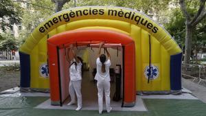 Catalunya també estudia escurçar la quarantena per coronavirus a 10 dies