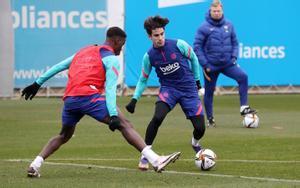 Koeman dona descans a De Jong i Alba a la Copa