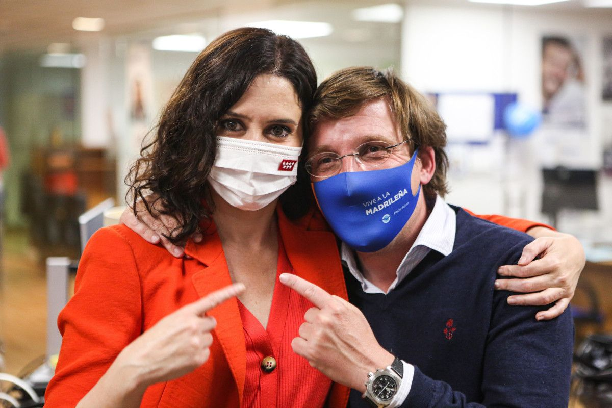 El facherío y la pandemia