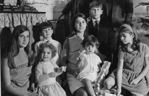 Los siete nietos de Francisco Franco