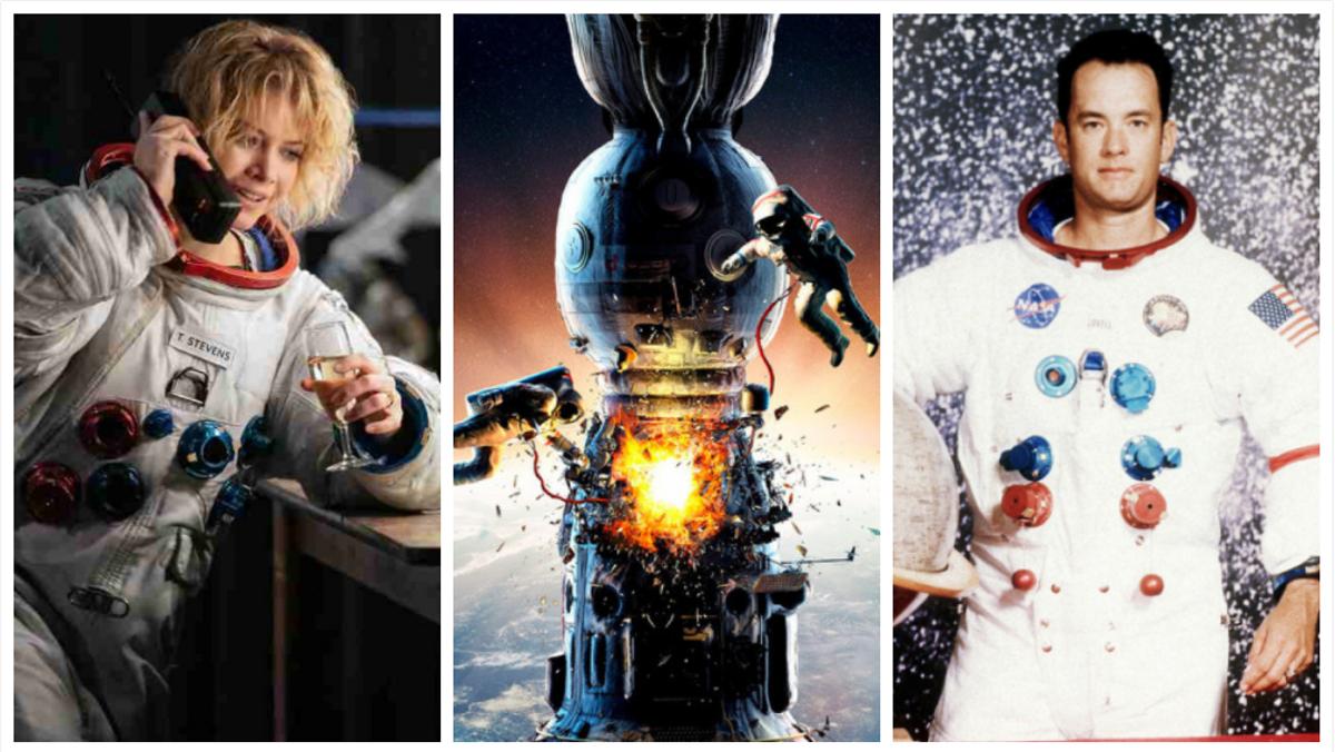 Imágenes de 'Para toda la humanidad', 'Salyut-7' y 'Apolo 13'