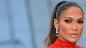 Jennifer Lopez posa en los Premios Icon en el Brooklyn Museo, el pasado 3 de junio.
