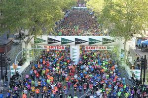 Barcelona limita el calendari de curses atlètiques al carrer