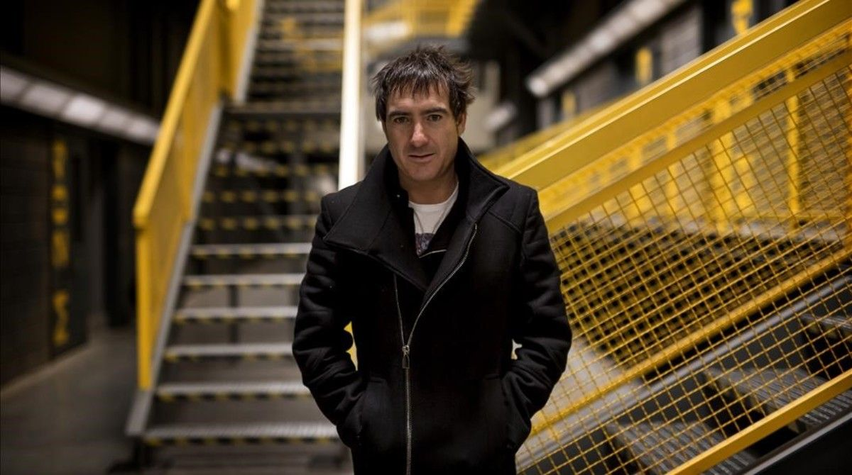 Álex Pina. Guionista y productor ejecutivo de Globomedia. Creador de 'Vis a vis'.