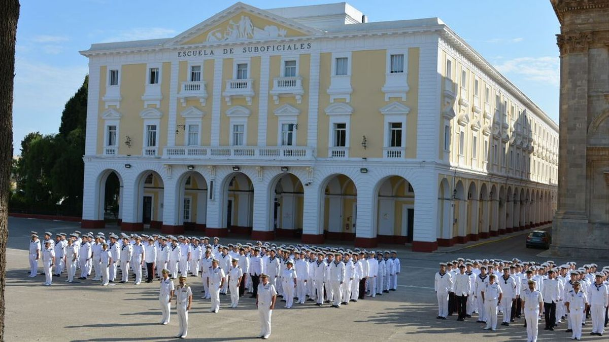 Escuela Militar de San Fernando Cadiz