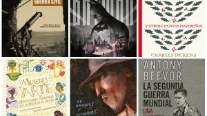 12 libros ilustrados recomendados para esta Navidad