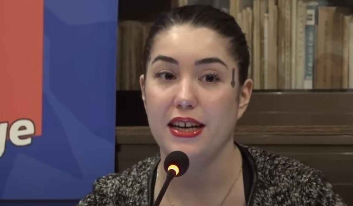 Elisa García Grandes.