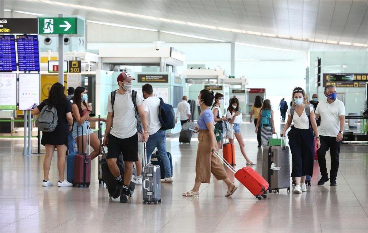 Holanda també recomana no viatjar a Barcelona