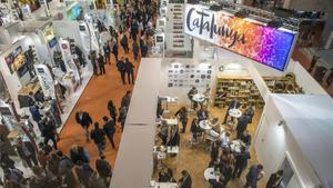 Les empreses catalanes busquen acords d'exportació a Alimentaria