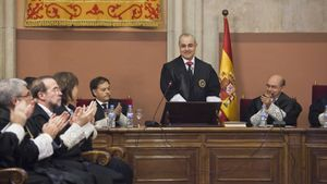 El Juez Pablo LLarena Conde.