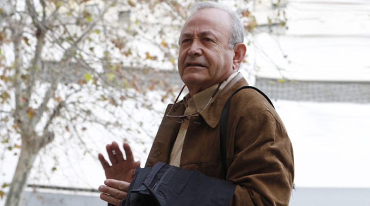 """Juez Castro: """"Que la Infanta declare no me afecta a nivel personal""""."""