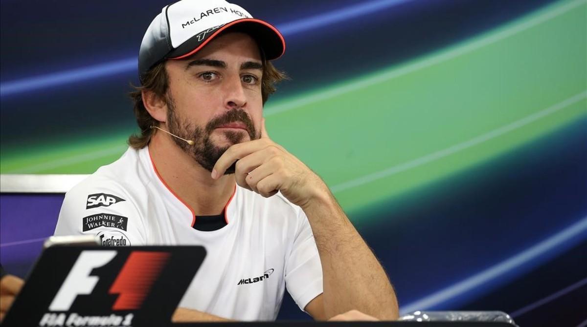 Fernando Alonso negocia con Mercedes para sustituir a Nico Rosberg