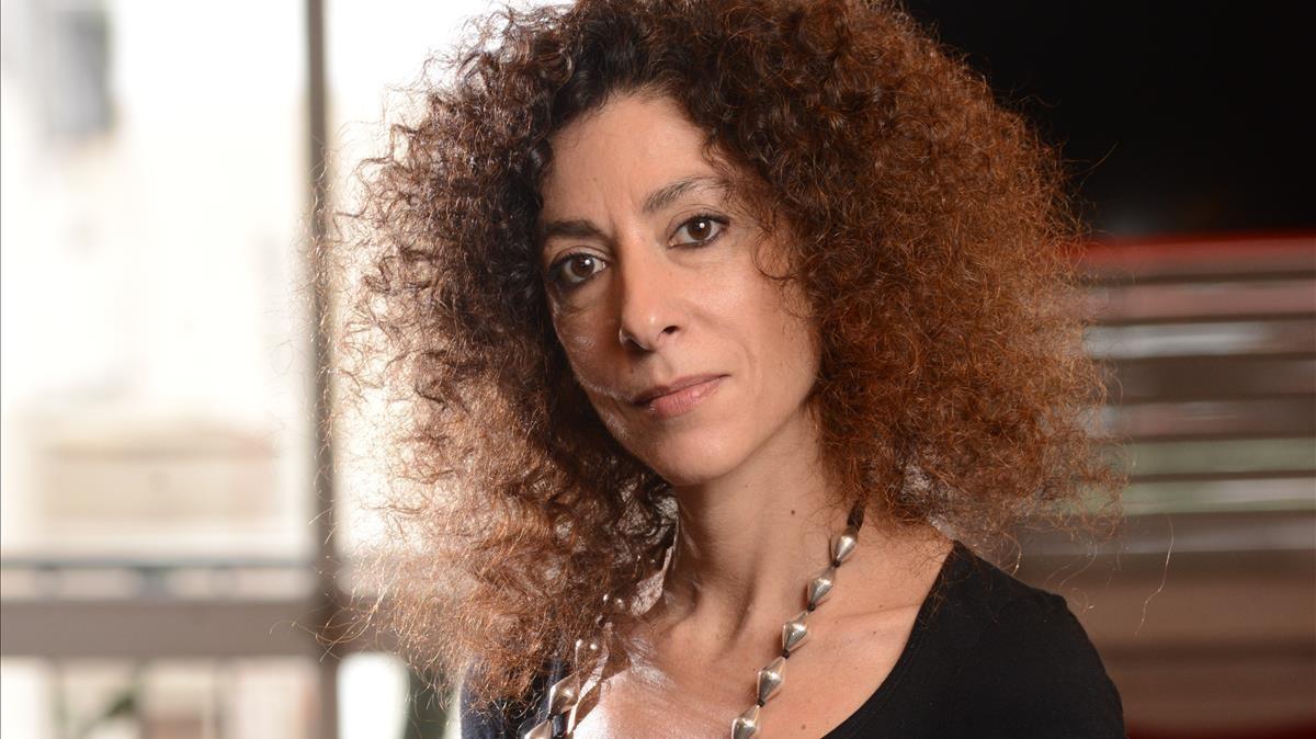 La escritora argentina Leila Guerriero.