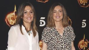 Nagore Robles y Sandra Barneda.