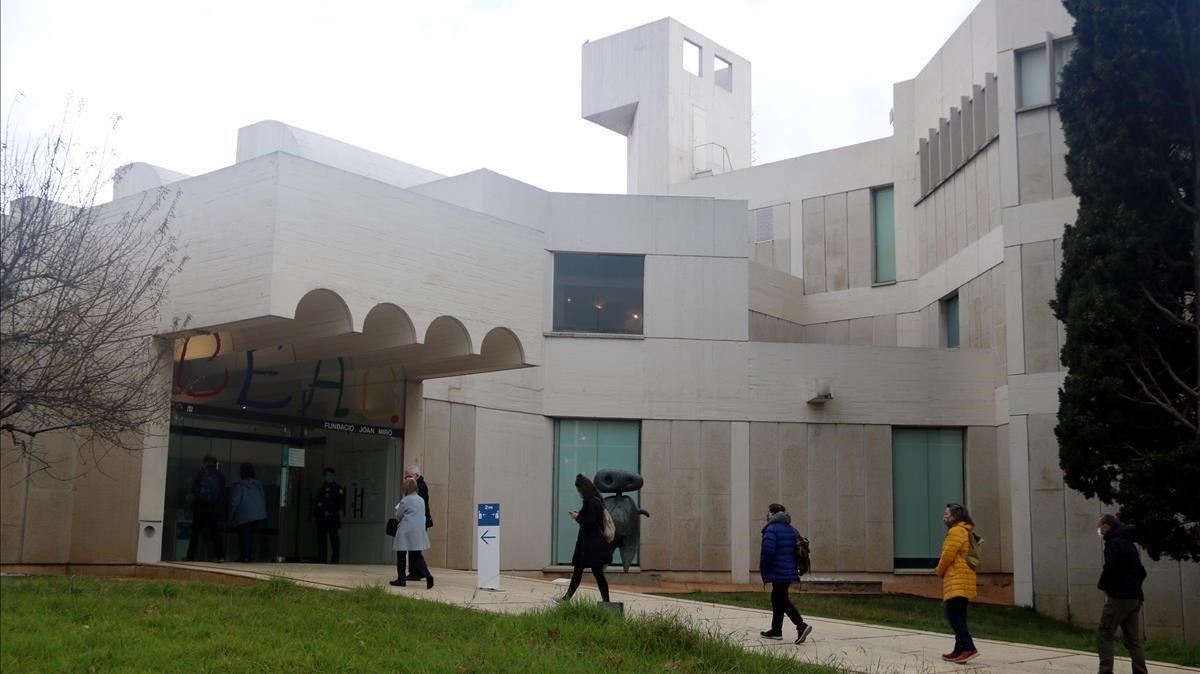 La Fundació Miró reobre més dies al desembre
