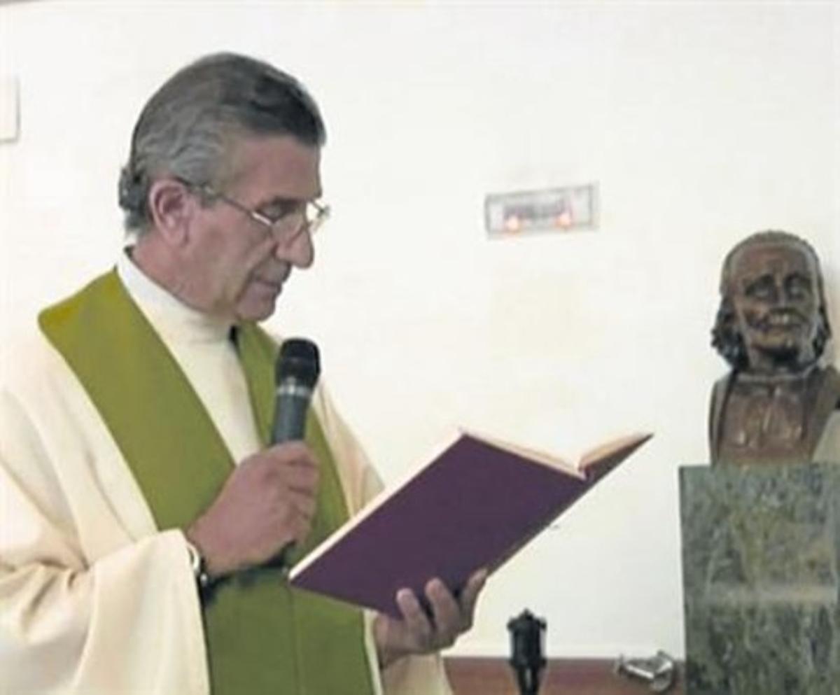 Román Martínez, el cabecilla del clan de los Romanones, en una imagen previa al escándalo.