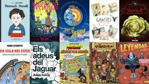Literatura infantil i juvenil: 15 llibres recomanats per a Sant Jordi 2021