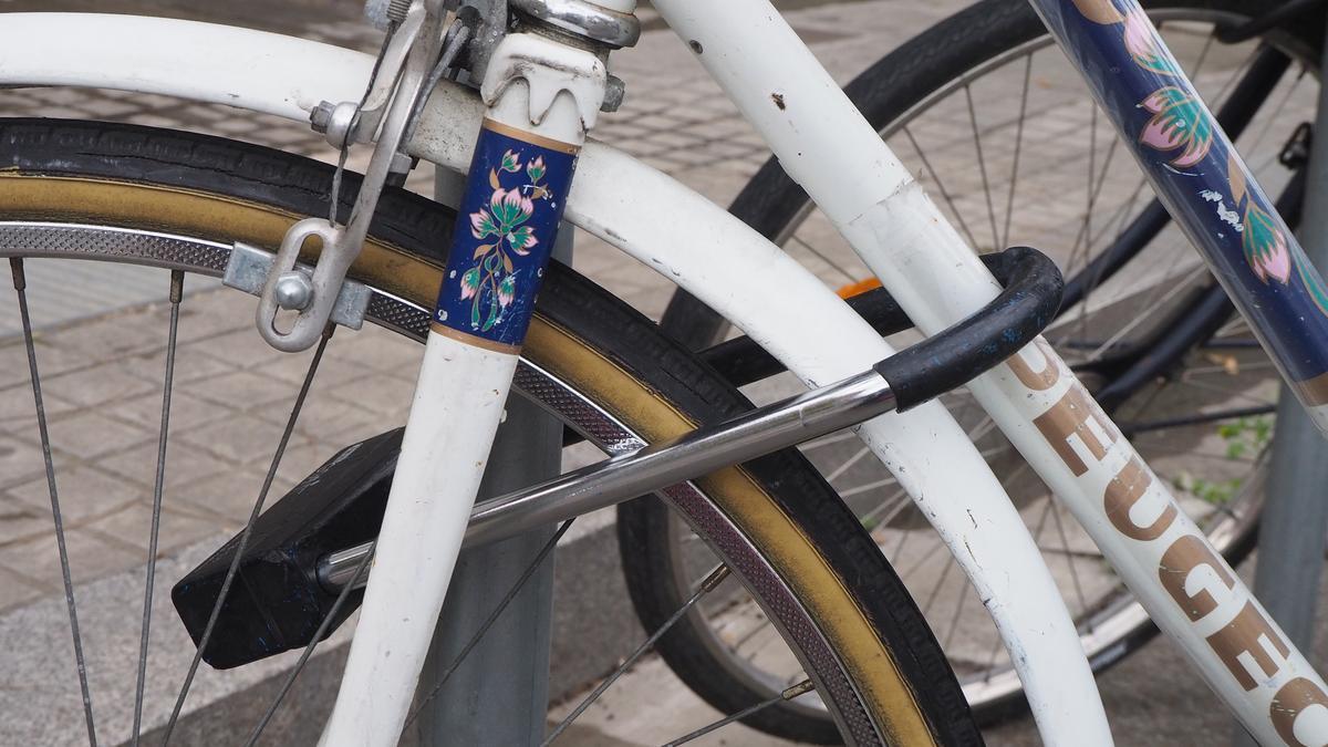 Candar bien la bicicleta es fundamental para no despedirte de ella antes de tiempo