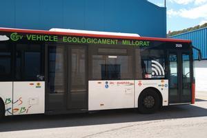Els busos de Rubí tindran wifi a partir d'ara