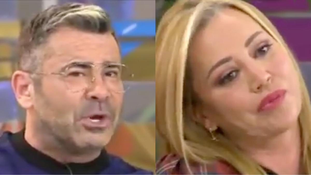 """Jorge Javier estalla de nuevo contra Belén Esteban: """"A tomar por saco, me has demostrado cómo eres"""""""
