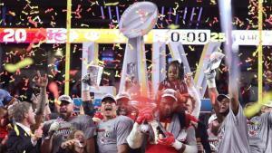 Los Chiefs de Kansas City ganan el Super Bowl de la NFL.