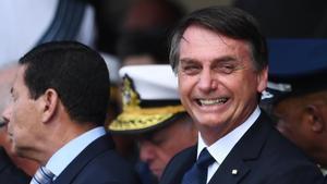 Bolsonaro diu que l'esquerra no prevaldrà a l'Amèrica Llatina