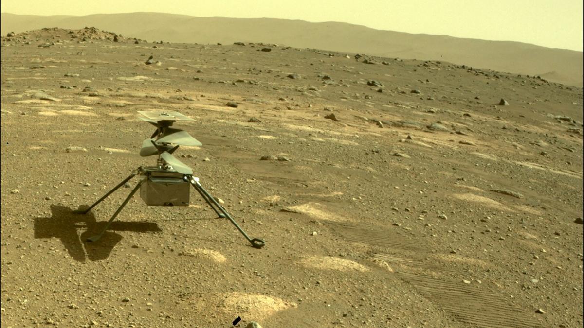 La NASA intentarà dilluns que el seu helicòpter 'Ingenuity' aixequi el vol a Mart