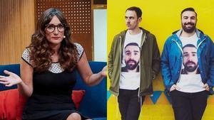 Rober Bodegas y Alberto Casado (Pantomima Full) copresentarán 'Yu' junto a Ana Morgade en Europa FM la próxima temporada