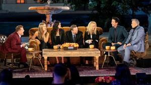 Fotograma de 'Friends the reunion'