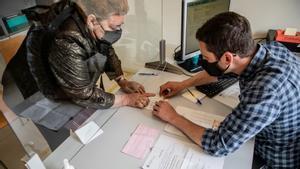 Nuevo centro de servicios sociales de Sant Boi de Llobregat.