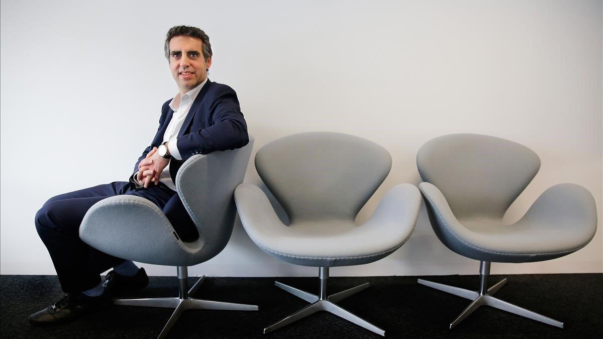 El investigador Manel Esteller.