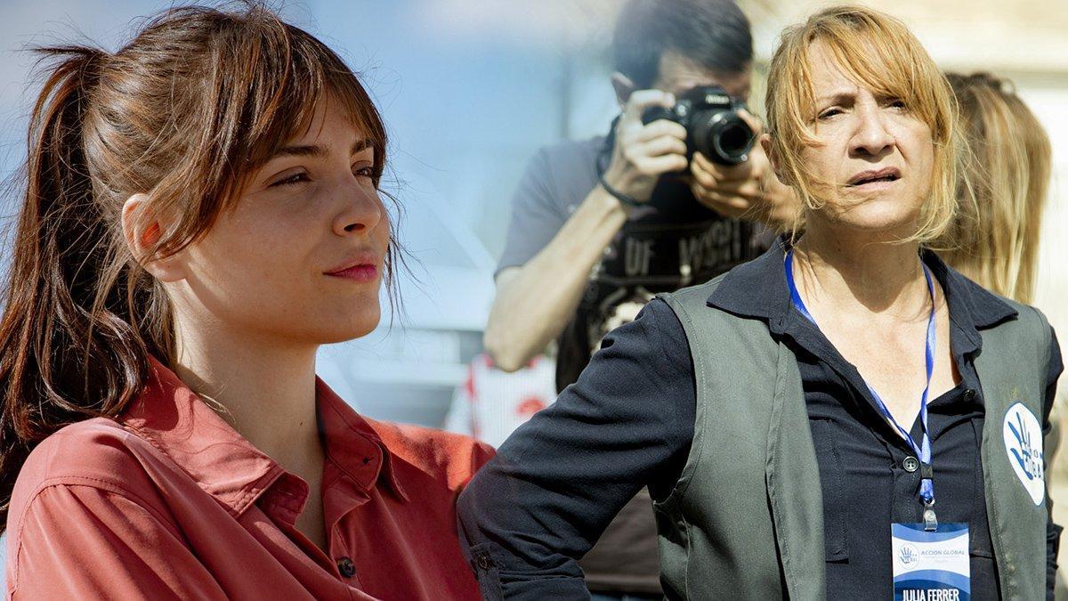 Finaliza el rodaje de 'Promesas de arena', la nueva serie de TVE con Andrea Duro y Blanca Portillo