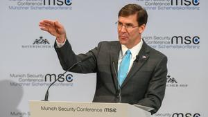Els EUA avisen els seus aliats que el 5G de Huawei suposa una «amenaça» per a l'OTAN