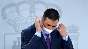 Sánchez arrenca el curs amb una conferència amb empresaris i societat civil per pressionar el PP