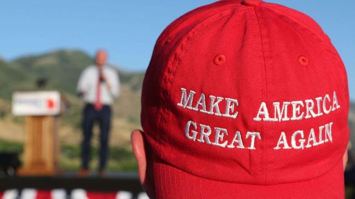 Una 'app' para los republicanos de EEUU: ¿Dónde puedo llevar mi gorra trumpista?