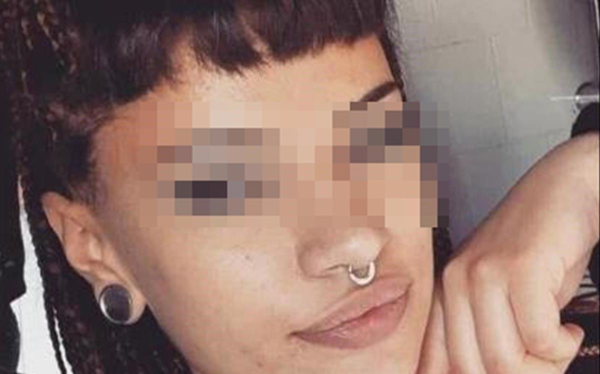 La fotografía de la mujer desaparecida en Barcelona que publicó SOS Desaparecidos.