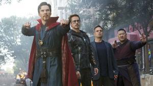 Tráiler de 'Vengadores: Infinity War' (2018)