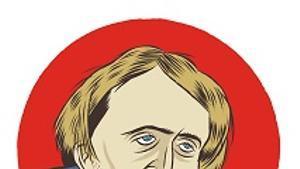 Ilustración realizada por Paco Alcázar en el libro 'Las 100 primeras películas de Nicolas Cage'.