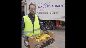 Els bancs d'aliments reben dos milions d'euros en plena crisi del coronavirus