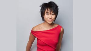 La pianista china Yuja Wang.