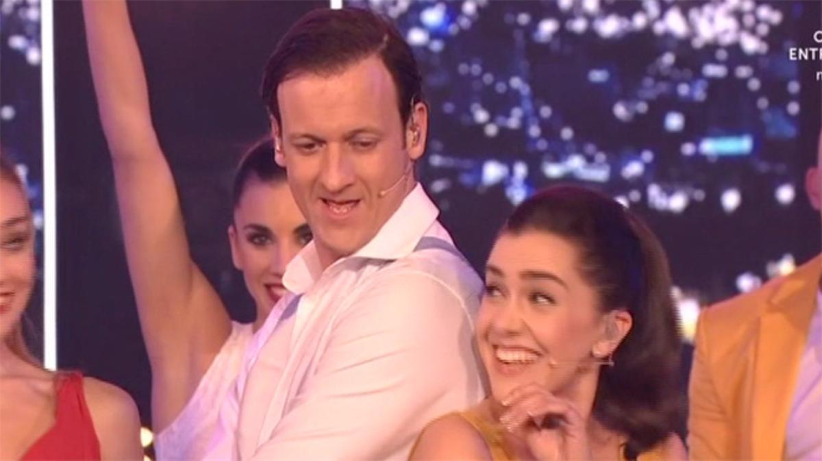 Roko y Edu Soto amenizaron con acierto 'Objetivo Eurovisión', en TVE-1.