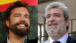 Miguel Ángel Rodríguez e Iván Espinosa de los Monteros se han enzarzado en insultos a través de Twitter